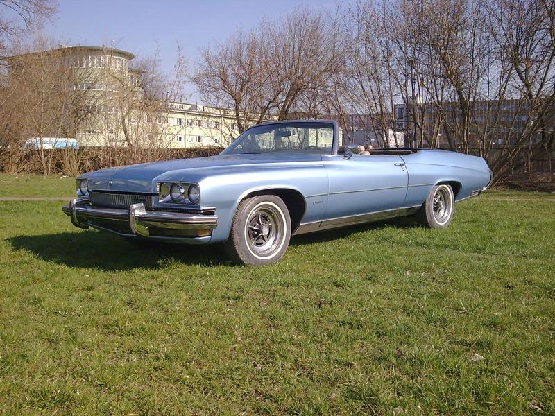 Sale 1973 Buick Centurion Convertible 14